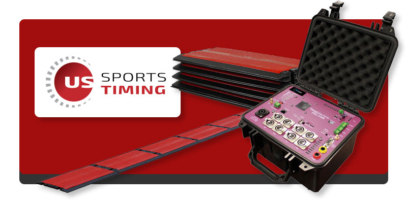 US Sports Timing - Timing Hardware support by RM Timing Systems